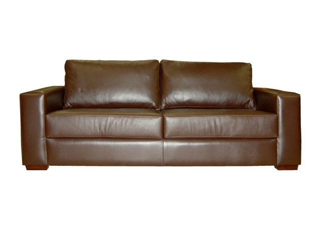 Zambesi Oxblood 3 Seater